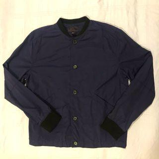 H&M Dark Blue Short Jacket