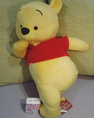 Winne the pool❤小熊維尼❤可愛屁屁❤日本直運,100%全新,有吊牌,有袋,有5隻,多買可平!