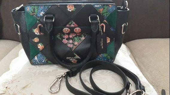 Woman leather bag ori