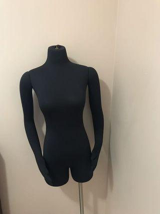 Mannequin body stand