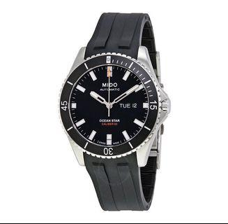 Mido Ocean Star Captain Black Dial Men's Watch M026.430.17.051.00