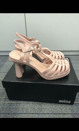 Melissa pink heels