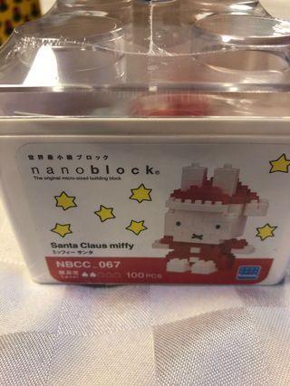 Nanoblock Miffy Christmas