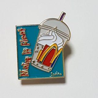 Make It Float Sprite, McDonald's Singapore Pin