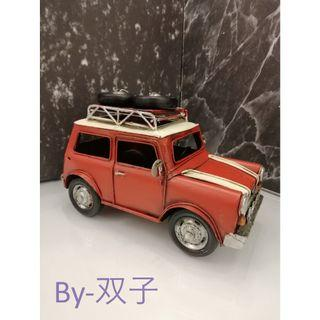 Antique Toy Car for display