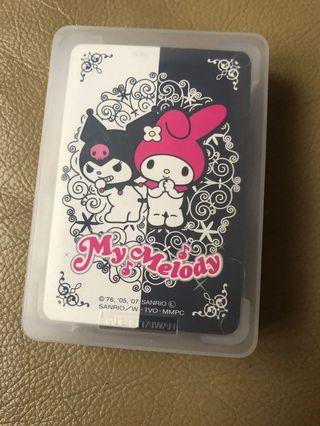 My Melody Cards