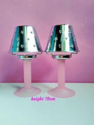 🚚 Romantic Candle Lamp