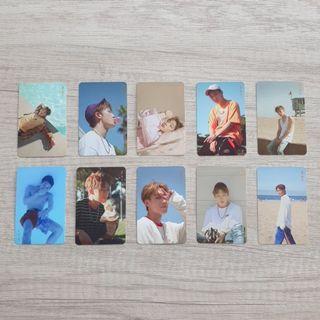 BOBBY - Love & Fall Solo Album Official Photocard