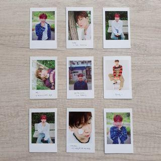 JEONG SEWOON - Official Photocard
