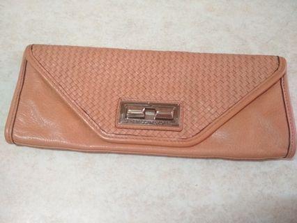 Genuine Leather Rebeccaminkoff wallet