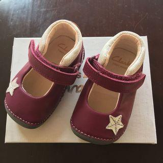 CLARKS FIRST SHOES UK2