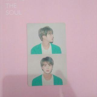 [OFFICIAL]Photocard BTS JIN PERSONA VER 1