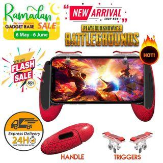 PUBG Shooter Controller Phone Gamepad Trigger Fire Button Ros Joystick Handle