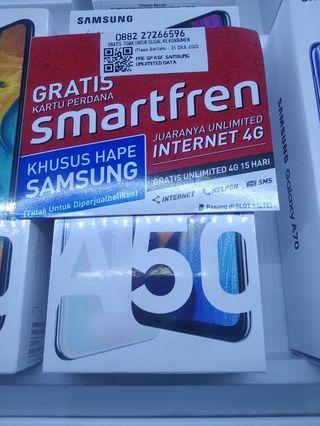 Samsung A50 Kredit bisa 0%
