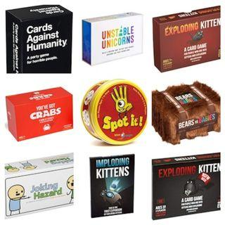 Fun Party Games Over 80 Titles Lowest Price Carousell