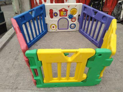 Kid's land baby playpen or play yard 6 panels