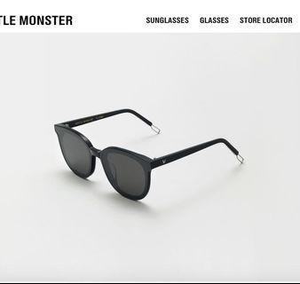 Authentic Gentle Monster Sunglass (Ma Mars 01)