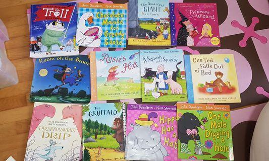 Julia Donaldson books set