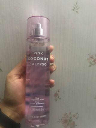perfume bath &  body works