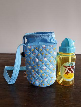 🚚 Naraya children water bottle sling bag