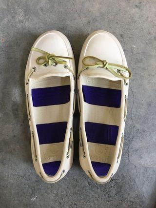 Crocs Ladies Size 7 Mary Jane Slip on