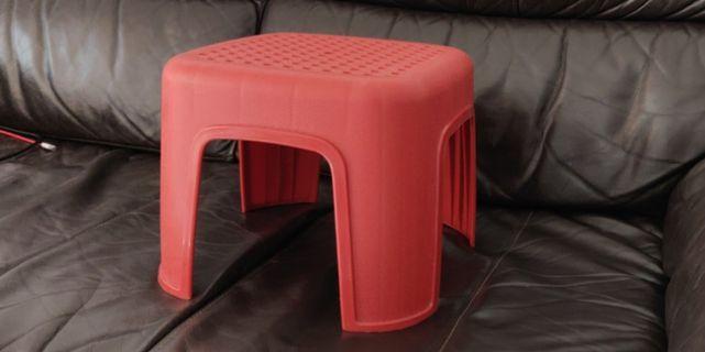 🚚 Multi-functional step stool - Brand new