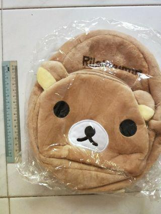 Rilakkuma children bag - price include normal mail delivery
