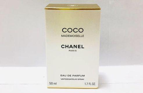 全新Chanel Coco Mademoiselle EDP 香水 50ml