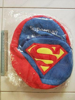 Superman children bag - price include normal mail delivery