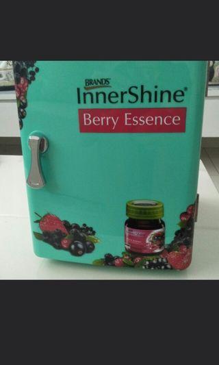 Brands inner shine mini fridge