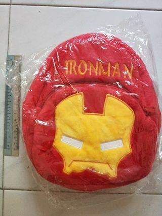 Ironman children bag - free normal mail delivery