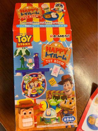 Re-ment Toy story 玩具 擺設