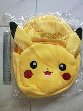 Pikachu children bag  - free normal mail delivery