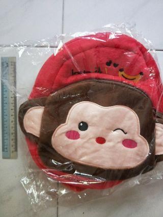 Monkey children bag - free normal mail delivery