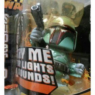 Star Wars Super Deformed Boba Fett