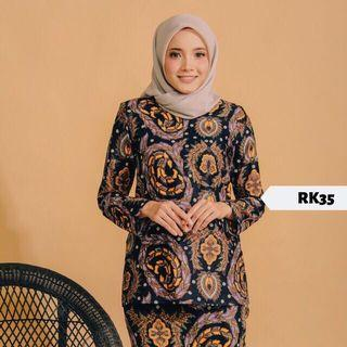 Rika Kurung Batik New With Tag