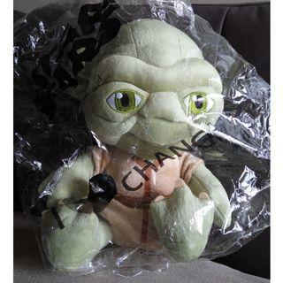 Star Wars Jedi Master YODA Plush