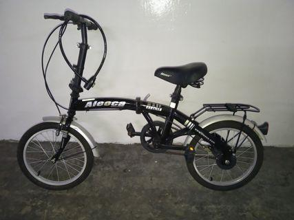 Good condition foldable bicycle