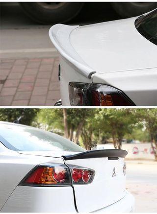 [P.O] Mitsubishi Lancer EX/Evo Duck Lip Spoiler