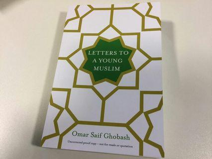 Letters to a Young Muslim [Hardcover] by Omar Saif Ghobash
