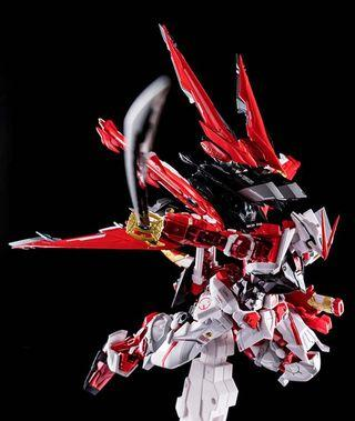 Daban Astray Red Metal Build Design Gundam