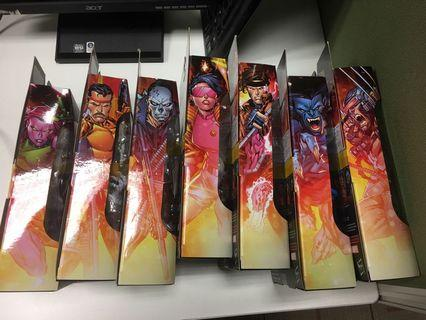 Marvel legends Xmen set of 7