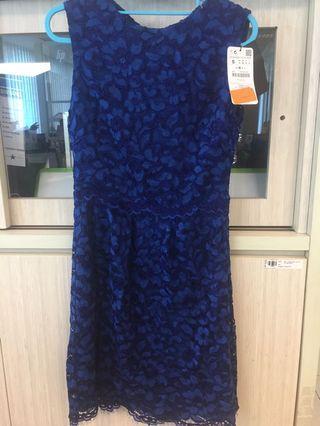 ZARA - Brukat dress