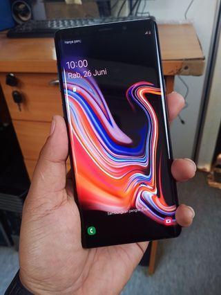 Samsung note 9 sein resmi