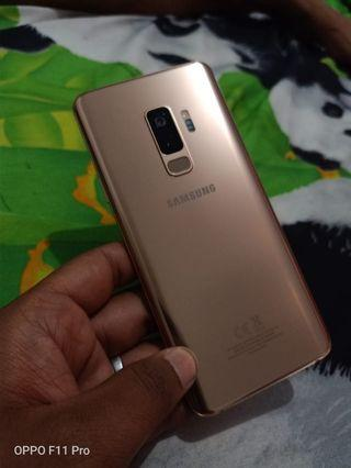 Samsung s9+ 256gb sein resmi