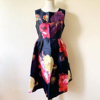 Floral Midi Dress (D&G)