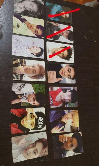 🚚 EXO OFFICIAL PC / PHOTOCARDS