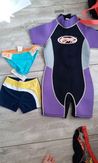 TYR 保暖泳衣