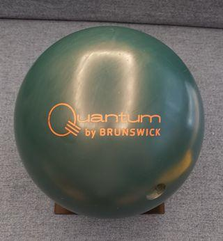 🚚 Brunswick Quantum Green Forest Solid