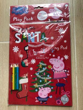 🐷Peppa Pig Colouring Pack🐷 from UK 🤩🤩